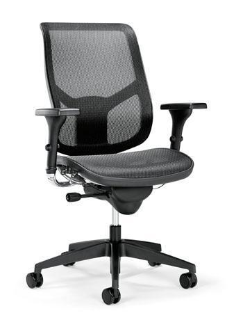 Ergonomische bureaustoelen for Bureau stoel